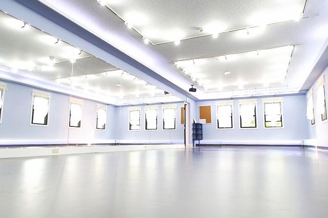 自由が丘のダンス教室向けレンタルスタジオ