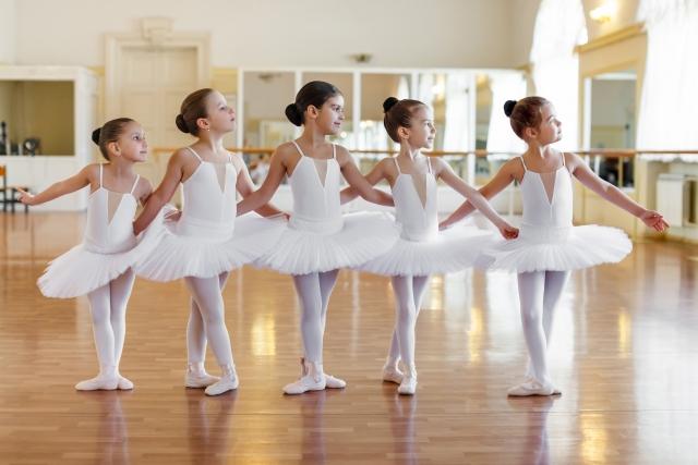自由ヶ丘レンタルスタジオ キッズバレエ教室 子供向けバレエ教室