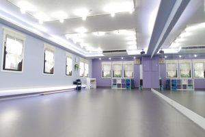 自由が丘のダンス教室ができるレンタルスタジオ