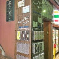 目黒区 自由が丘 レンタルスタジオ で無料で使える チラシボックス