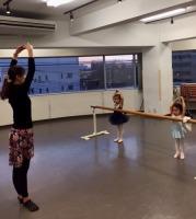 現役 新国立劇場 バレエダンサー が教える 仙頭由貴 バレエアカデミー 生徒募集
