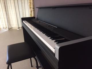 自由が丘セレナヴィータ  レンタルスタジオのKORG LP-350の電子ピアノ 備品