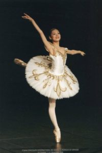 チケット制のバレエ教室